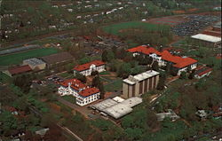 Montclair State College, Essex County - Aerial View