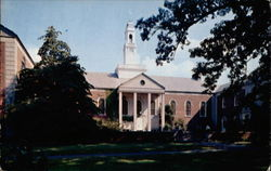 Drew University's College of Liberal Arts