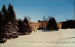 Mother Joseph Residence Hall, Caldwell College