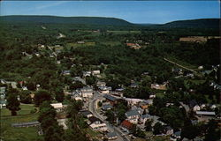 View of Branchville in New Jersey
