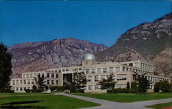 Carl F. Eyring Physical Science Center, Brigham Young University