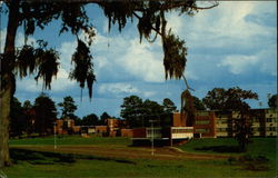 Campus of Northwestern State College of Louisiana