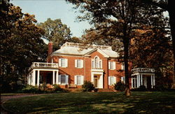 View of the President's Residence at Alabama College