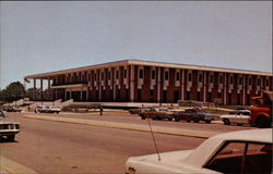Ferguson Center University of Alabama Postcard