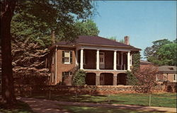 Gorgas House, University of Alabama Campus