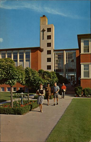 Waterloo Lutheran University Canada Ontario