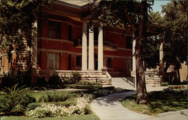 Mary E. Bivins Memorial Library Amarillo Texas