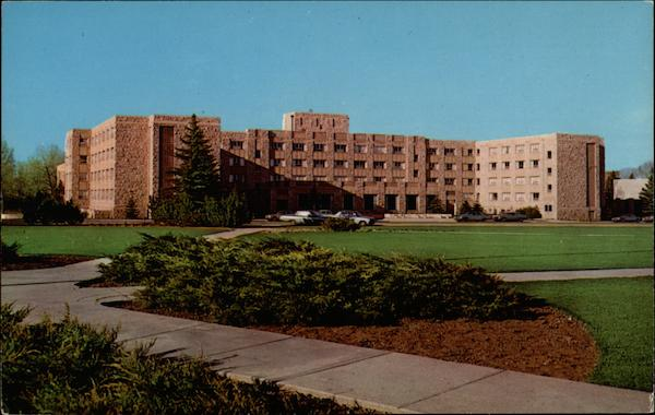 Hoyt Hall, University of Wyoming campus — Alliance for