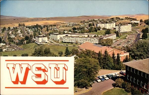 Washington State University Pullman Wa
