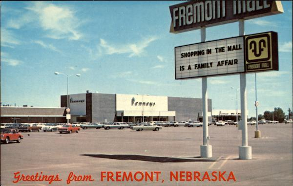 Fremont Mall Nebraska