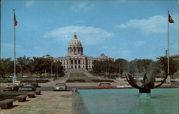 State Capitol Building St. Paul Minnesota