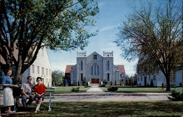 Siloam Springs (AR) United States  city photos : Campus Scene at John Brown University Siloam Springs Arkansas