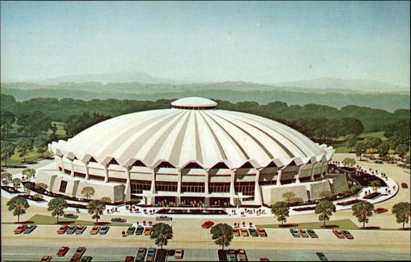 Coliseum Morgantown West Virginia