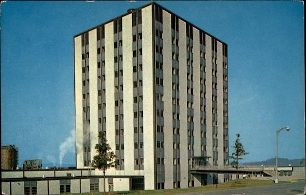 West Virginia University Engineering Building