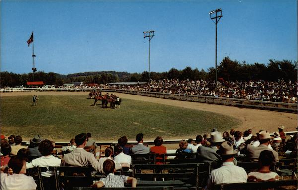 Horse Show, Oglebay Park Wheeling West Virginia