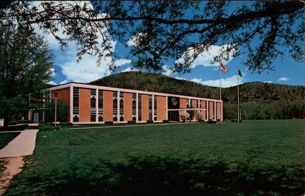 Dabney S Lancaster Community College 114
