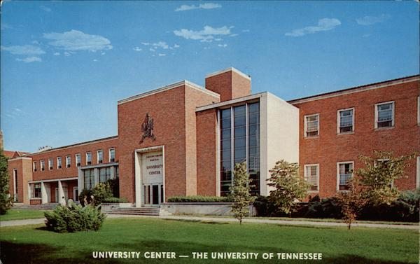 University Center - The University of Tennessee Knoxville
