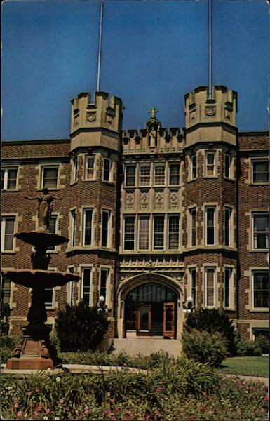Administration Building, St. Benedict's College Atchison Kansas