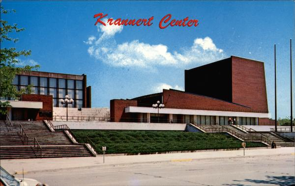 Krannert Center for the Performing Arts Illinois Phil Valdez