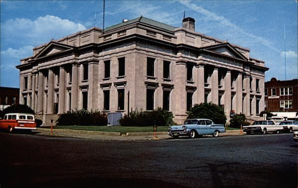 Jackson County Courthouse Murphysboro Illinois