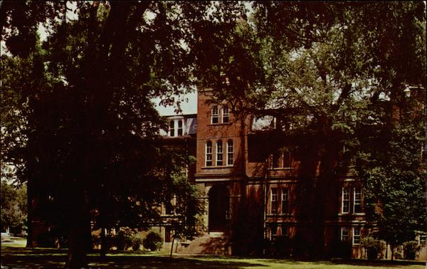 Administration Building - Greenville College Illinois