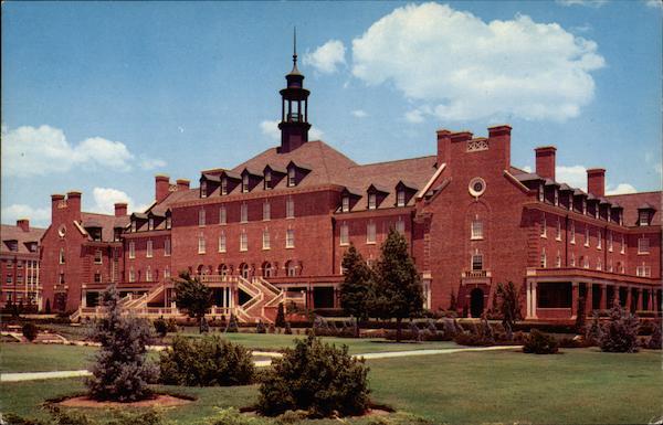 Student Union Building Oklahoma State University