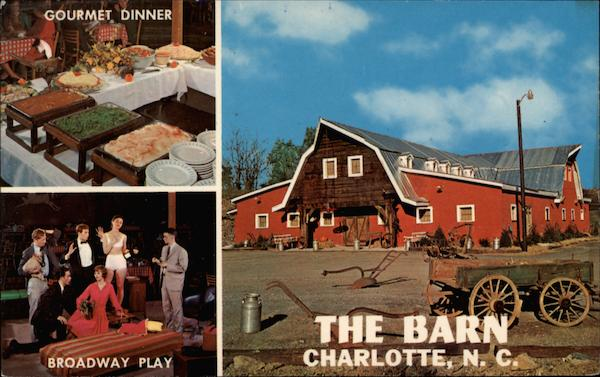 The Barn Dinner Theatre Charlotte North Carolina