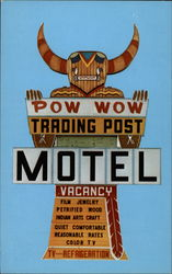 Pow Wow Trading Post Motel