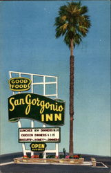 San Gorgonia Inn in Banning, California