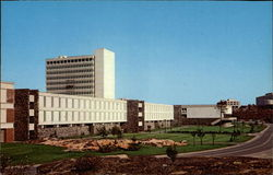 Laurentian University Postcard