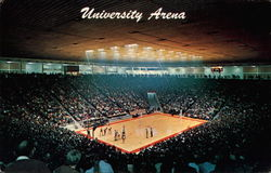 University of New Mexico Arena - South Campus