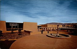 New Mexico Education Building, University of New Mexico