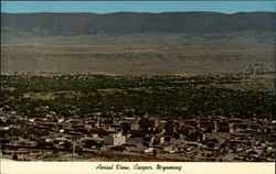 Aerial View of Casper