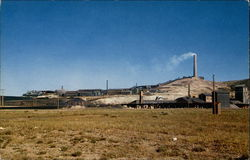 Anaconda Copper Mining Company Smelter