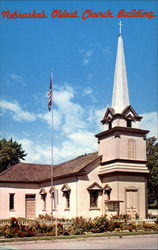 Presbyterian Church - Nebraska's Oldest Church Building