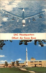 SAC Headquarters Offutt Air Force Base