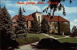 Sana College, Pioneer Memorial