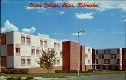 Dana College Postcard
