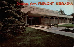 Greetings from Fremont - Keene Memorial Library