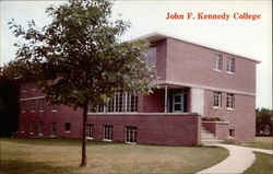 South Hall Men's Residence, John F. Kennedy College