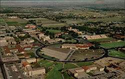 Air View of New Mexico State University