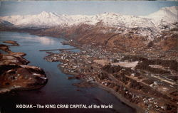 Kodiak - the King Crab Capital of the World
