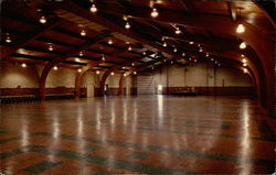 Grand Forks Armory, Main Floor Convention Hall