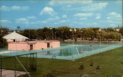 Swimming Pool & Bath Houses, Roosevelt Park