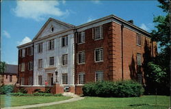 Magruder Hall, Mississippi State University