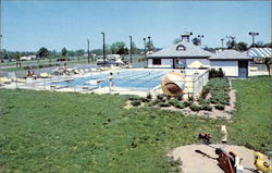 Pool at Camping Area, Kentucky Horse Park
