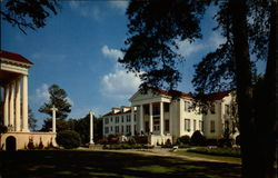 Fitzhugh and Preston Halls - Belhaven College