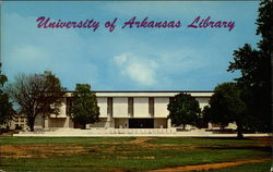University Library - University of Arkansas