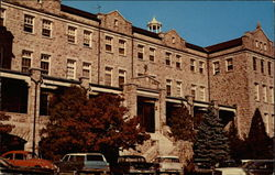 Bradley Hall - Mount St. Mary's College