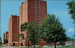 Twin Towers Residence Hall - Marshall University